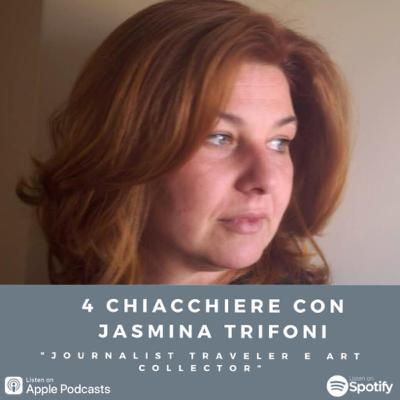 4 chiacchiere con Jasmina Trifoni