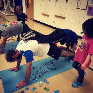 Fun Family Fitness with Stephanie Whall of ENJOYit Fitness