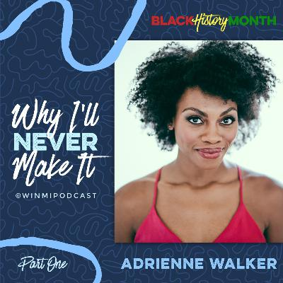 Adrienne Walker (Part 1) - Broadway Actress and Singer Found a Home in The Lion King