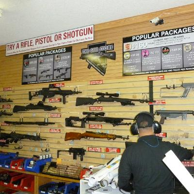 Gun stores ordered to close as LA county continues to grapple with the coronavirus pandemic