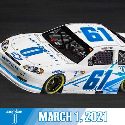 Motorsports Drop: March 1, 2021