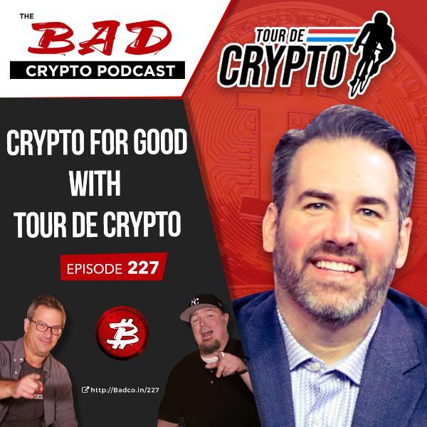 Crypto for Good with Tour de Crypto