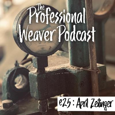 25 : Building a US Supply Chain for Wool Yarn with April Zeilinger
