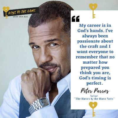 Keys To The Hollywood Game - Peter Parros