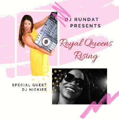 Ep. 6 DJ Nickiee Talks About Finding the Balance Between Work Life and Motherhood