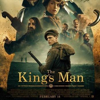 KINGSMAN 3: THE KING'S MAN (2019) Hela Filmen Online på Nettet Danske Swesub Undertekster