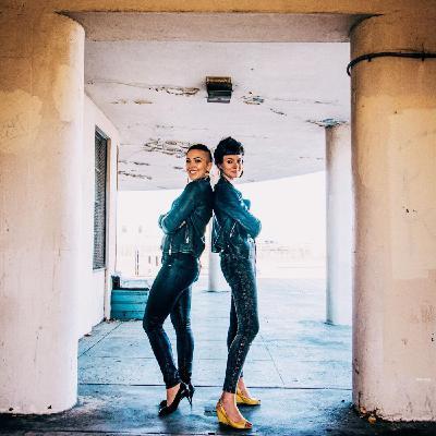 Svea Vikander & Jozefien Buydens Art Crush International
