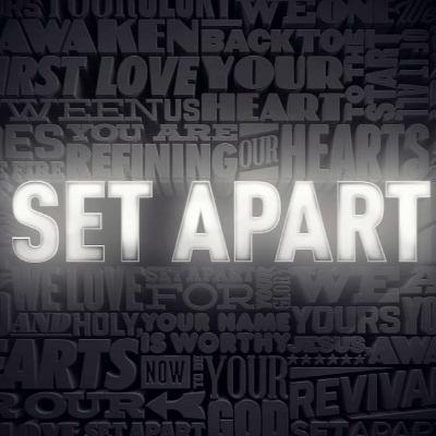 #Set Apart 1