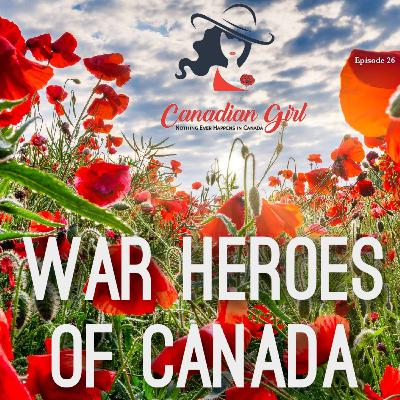 War Heroes of Canada