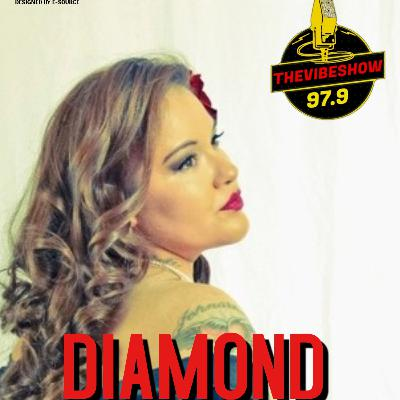 """""""DIAMOND"""" Artist, Singer, Songwriter"""