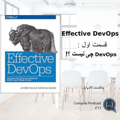 Effective DevOps - Part 1 (What's not the DevOps!?)