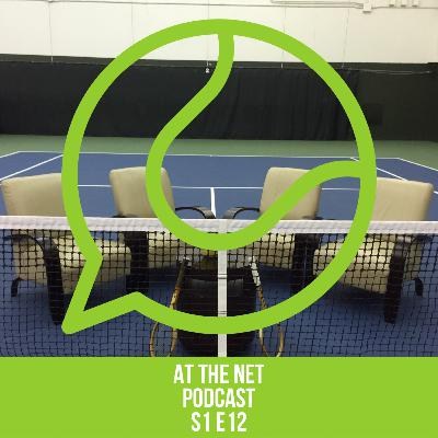 Episode 12: At The Net with Dr. Joy Macci