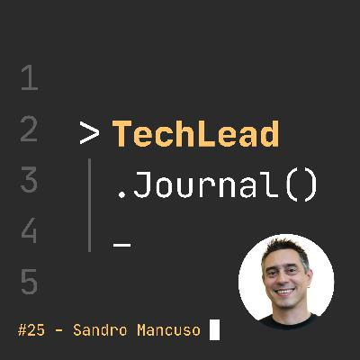 #25 - Software Craftsmanship & Modernization - Sandro Mancuso