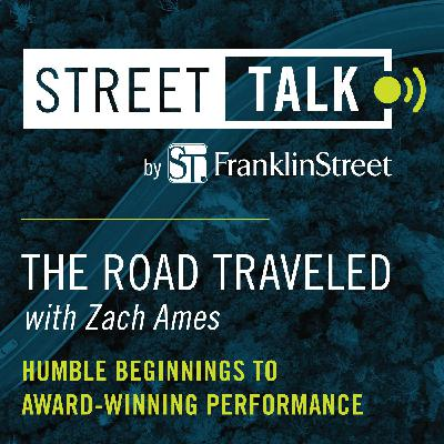 The Road Traveled with Zach Ames: Humble Beginnings to Award-Winning Performance