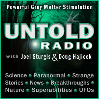 Untold Radio AM Cynthia Sue Larson – A best-selling Author and Physics expert who will discuss all things Reality Shifts, Mandela effect