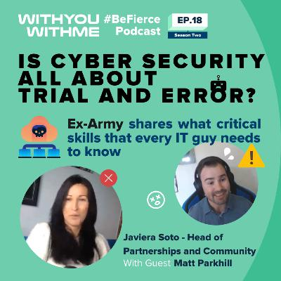 Is cybersecurity all about trial and error? Ex-Army shares all critical skills that IT guys need