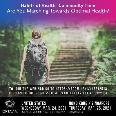 Episode 217: Are You Marching Towards Optimal Health?