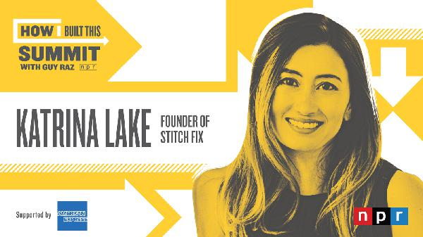 Stitch Fix's Katrina Lake At The HIBT Summit