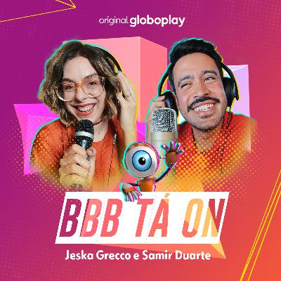 BBB Tá On entrevista Juliette, Camilla de Lucas e Fiuk