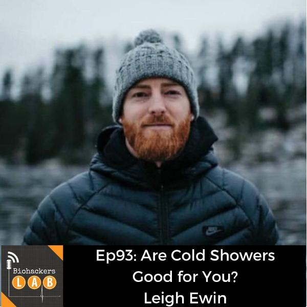 Are Cold Showers Good for You? • Leigh Ewin