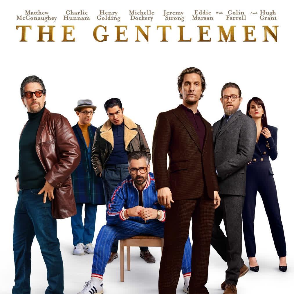 The Gentlemen نقد و بررسی فیلم