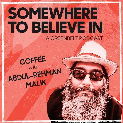 Coffee with Abdul-Rehman Malik