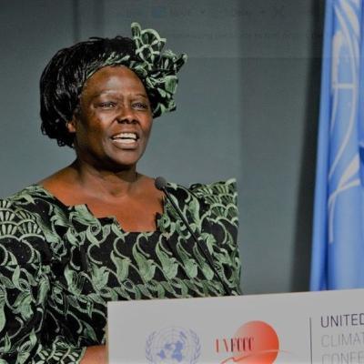 Women's History Month Special: Wangari Maathai