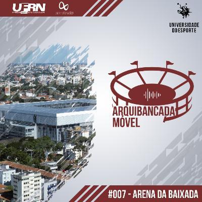 Arquibancada Móvel - Arena da Baixada - #007