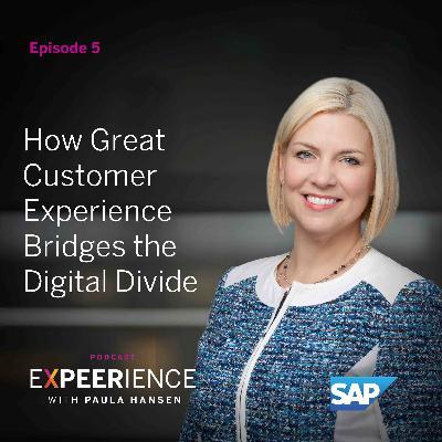 How Great Customer Experience Bridges the Digital Divide