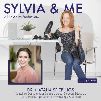 Dr. Natalia Spierings: Consultant Dermatologist, Dermatological Surgeon, Educator, No-Nonsense Approach to Dermatology & Skincare