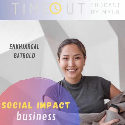 Episode 12 - Social impact business with Eja