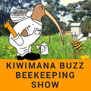 Beekeeping in the Hawkes Bay with Beekeeper John Berry - KM142