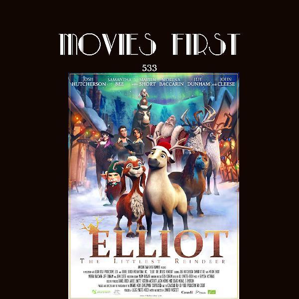 533: Elliot The Littlest Reindeer (review)