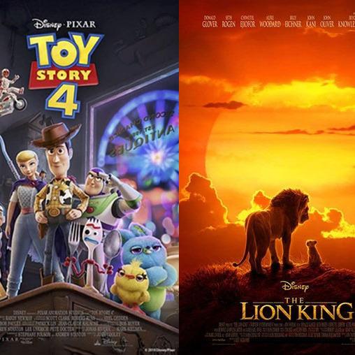 Toy Story And Lion King نقد و بررسی سری فیلمهای