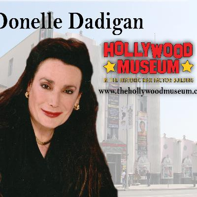 Harvey Brownstone Interviews Donelle Dadigan, Founder & President of THE HOLLYWOOD MUSEUM