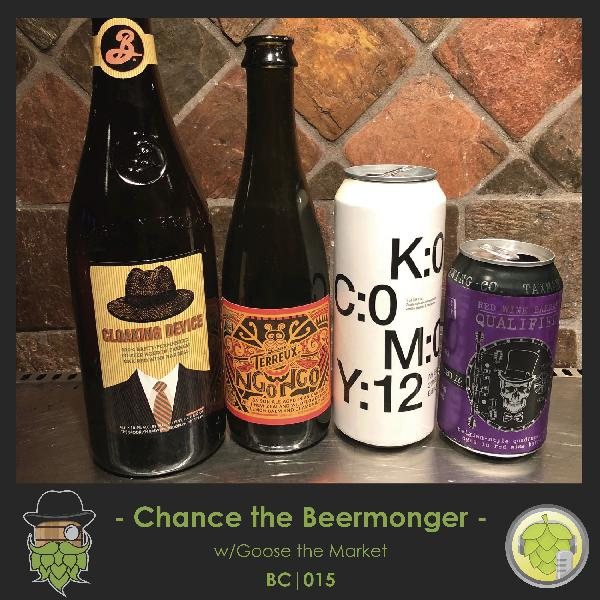 BC015: Chance the Beermonger at Goose the Market