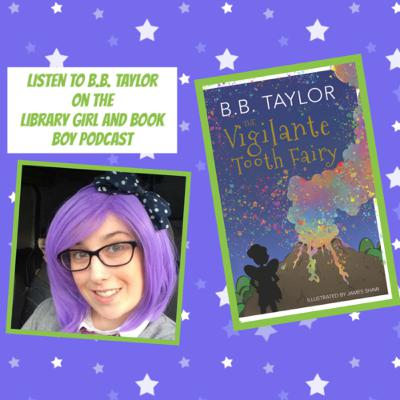 An interview with author B.B. Taylor about writing 'The Vigilante Tooth Fairy.'