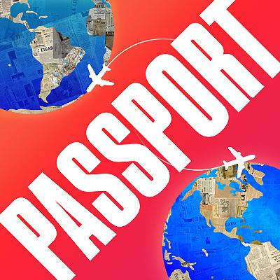 Passport- Coming Soon From Frequency Machine
