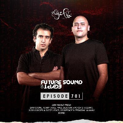 Future Sound of Egypt 701 with Aly & Fila