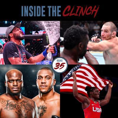Round 35 - UFC & Bellator Recap, UFC 265 Preview, & New Fight Announcements