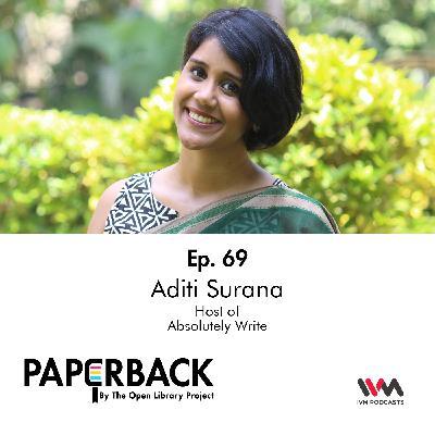 Ep. 69: Aditi Surana