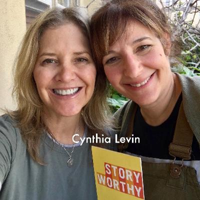 609 - Cheating My Way Thru School with Comedian Cynthia Levin
