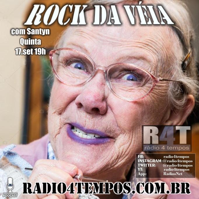 Rádio 4 Tempos - Rock da Véia 86:Rádio 4 Tempos