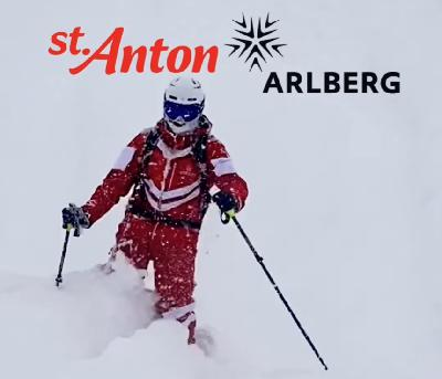 66: Mega snow in St Anton, Verbier Truth, Jasmin Taylor & Graham Bell