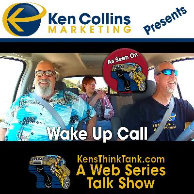 We talk about daGeneral's Wake Up Call and Podcasting