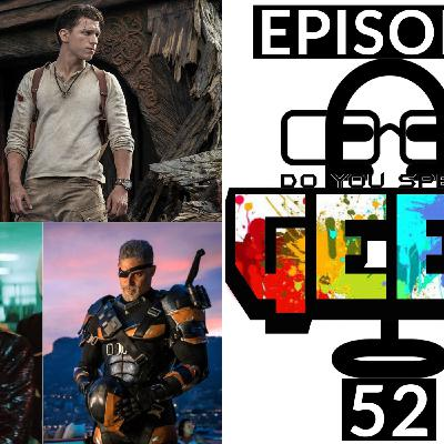 Episode 52 (Jared Leto, Tom Holland, Willow and more)