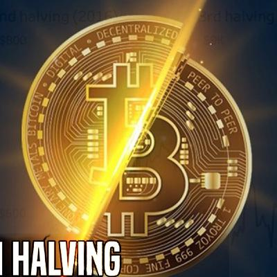 #315: The Halving With Dallas Rushing