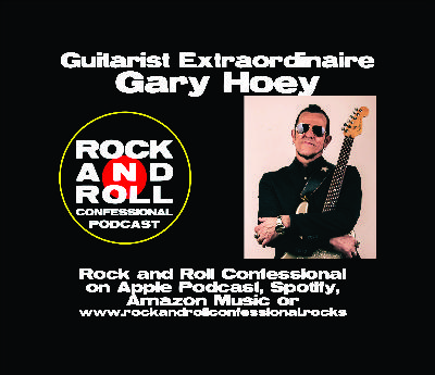 Master Guitarist Gary Hoey talks about touring, his upcoming album, Ozzy, Lita Ford, Rock Camp, his love for the guitar & more!