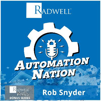 Radwell Rocks (Bonus Series): Interview with Rob Snyder