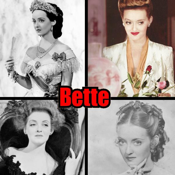 Legendary Film Runs: Bette Davis 1938-1946